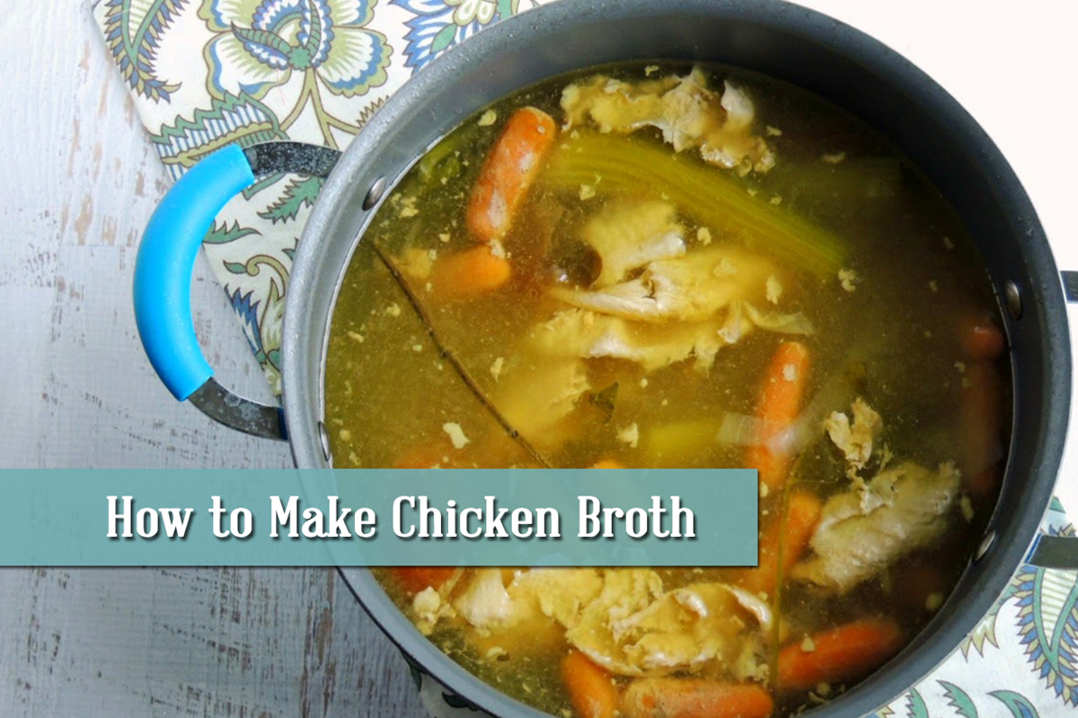 chicken broth title