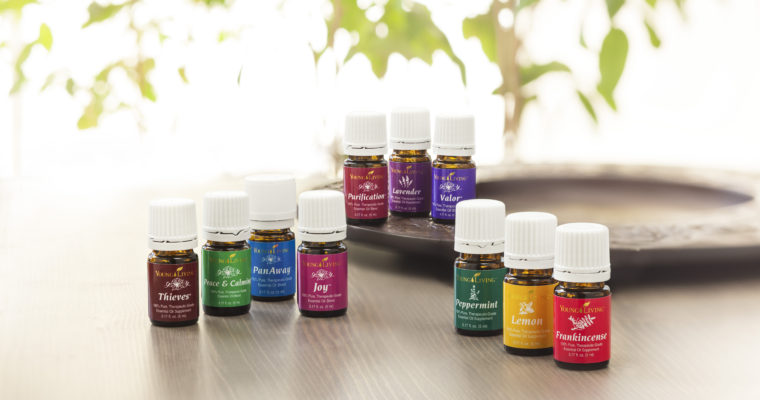 I Love Essential Oils, You Should Too