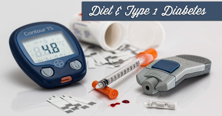 "My ""Lightning Bolt"": Diet & Type 1 Diabetes"